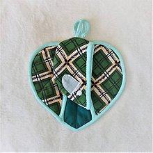 Úžitkový textil - SADA MYŠ+SRDCE 34 - 10373133_