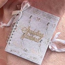 Papiernictvo - Svadobný plánovač - 10372694_
