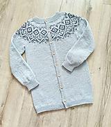 Detské oblečenie - Sveter - 10371327_