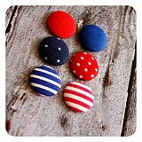 - VÝPREDAJ!!! Námornícke maličké gombíky 19 mm (19 mm) - 10374336_