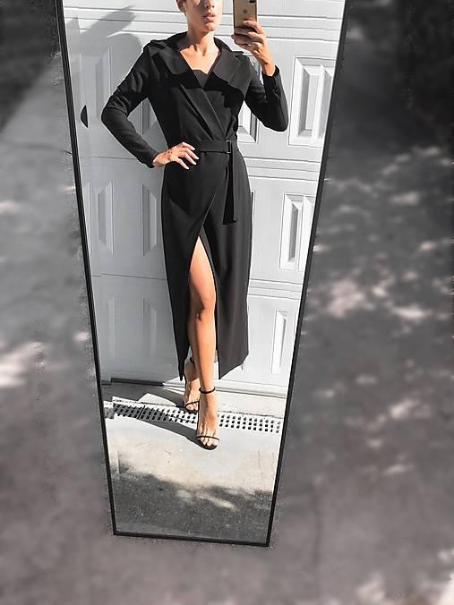Šaty - Oblekové šaty - 10373764_