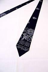 Pánska kravata folklórna