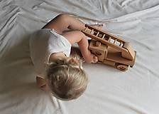 Detské oblečenie - Rastúce merino body - tielko (od narodenia - cappuccino) - 10370847_