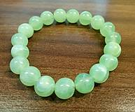 Zelený náramok