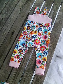 Detské oblečenie - tepláčiky č 74 - 10373102_