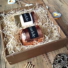 Svietidlá a sviečky - Darčekový box - 10373834_