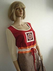 Šaty - Šatičky pre pohodu - 10373829_