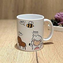 Nádoby - Hrnček -Baby animals - 10374590_