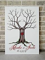 Papiernictvo - Wedding tree - 10371785_