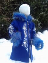 Detské oblečenie - Ručne maľovaný kabát - 10373277_