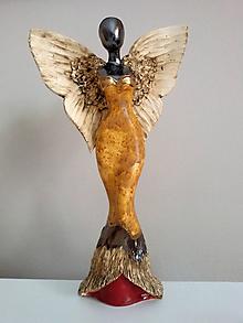 Socha - Anjel Hojnosť - 10375211_