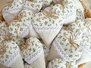 Darčeky pre svadobčanov - Svadobné srdiečka na želanie - 10376127_