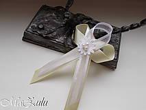 Pierka - svadobné pierka väčšie - 10377545_