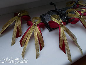 Pierka - Svadobné pierko v zlatom IX. - 10377951_