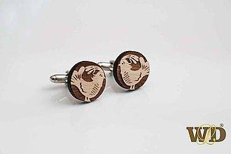 Šperky - Manžetové gombíky - 10377606_
