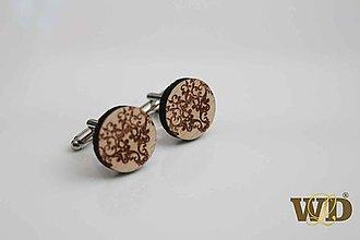 Šperky - Manžetové gombíky - 10377608_