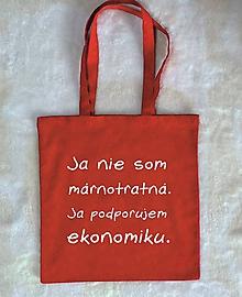 Nákupné tašky - taška márnotratná - 10375996_