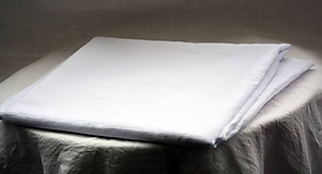 Textil - Látka. Biely krepdešín. - 10377676_