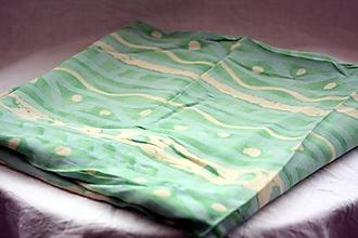 Textil - Látka. Vzorovaná letná viskóza. - 10377709_