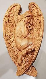 Drevorezba Anjelik