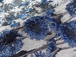Textil - Pellicano Cornflowers Lilleblau Rain Drop - 10375157_