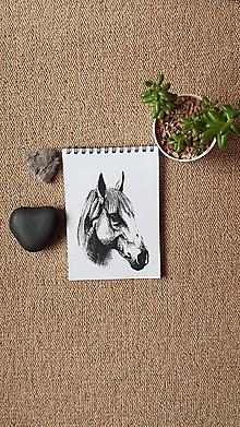 Papiernictvo - Zápisník : Kôň - 10375084_