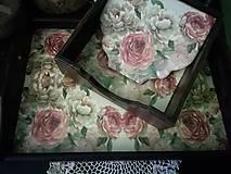 Nádoby - ...čaro ruží - 10375110_