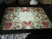 Nádoby - ...čaro ruží - 10375113_