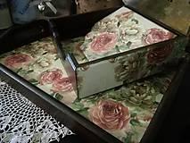 Nádoby - ...čaro ruží - 10375114_