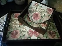 Nádoby - ...čaro ruží - 10375115_