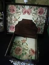 Nádoby - ...čaro ruží - 10375118_