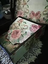 Nádoby - ...čaro ruží - 10375119_