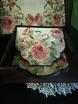 Nádoby - ...čaro ruží - 10375121_