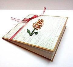 Papiernictvo - Pohľadnica ... rozkvitla I - 10381709_