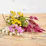 Suroviny - Kvetinové kraslice DIY - 10380036_
