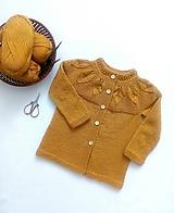 Detské oblečenie - Sveter - 10379144_