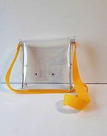 Kabelky - Dámska kabelka priehľadná - 10379660_