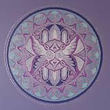Obrazy - Mandala..Brána do Neba - 10381463_