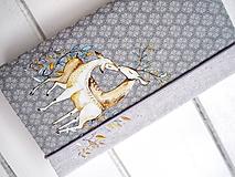 Papiernictvo - Diár srnky akcia z 25 eur - 10378863_
