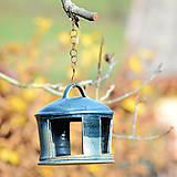 Pre zvieratká - Krmítko pro ptáčky - Z hlubin Země... - 10378936_