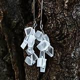Náušnice - pure// crystals // earrings - 10379037_