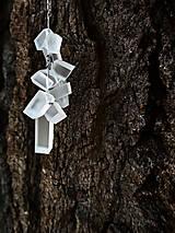 Náhrdelníky - pure // crystals // necklace - 10379097_