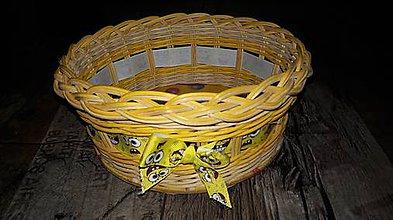 Košíky - Košík Spongebob - 10380040_