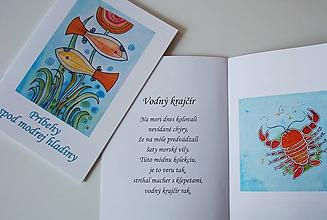 Knihy - Príbehy spod modrej hladiny - 10381604_