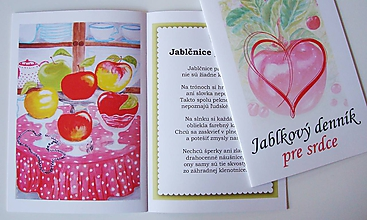 Knihy - Jablkový denník pre srdce - 10381668_