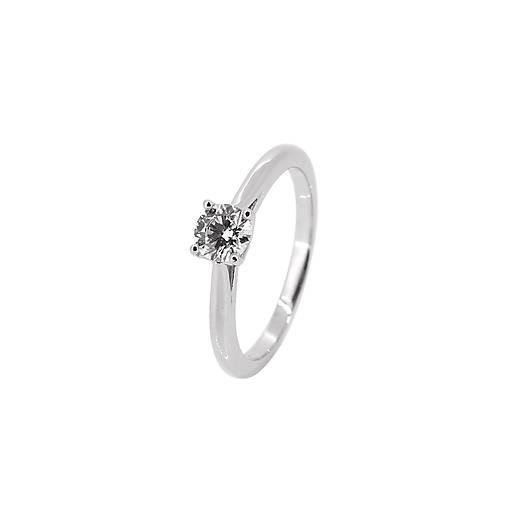 Prstene - Snúbny platinový prstienok - 10379541_