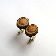Šperky - Z brestovej halúzky - 10381853_