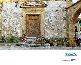 Papier - Kalendár Sicília 2019 - 10384653_