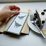 Papiernictvo - Vrabce zelené... - 10384027_