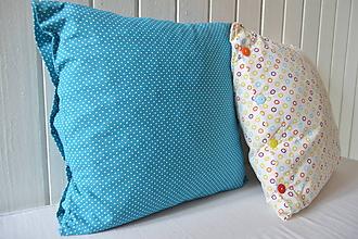 Úžitkový textil - Obliečky na vankúšik - 10384137_